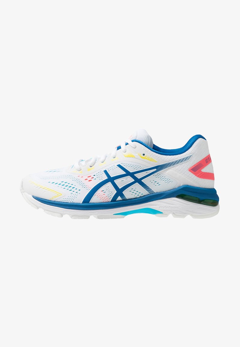 ASICS - GT-2000 7 - Neutral running shoes - white/lake drive