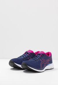 ASICS - GEL-EXCITE 6 - Zapatillas de running neutras - indigo blue/pink rave - 2