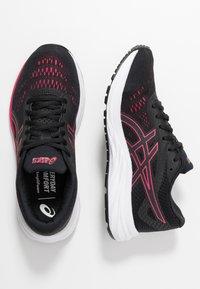 ASICS - GEL-EXCITE 6 - Zapatillas de running neutras - black/rose petal - 1