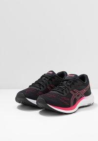 ASICS - GEL-EXCITE 6 - Zapatillas de running neutras - black/rose petal - 2