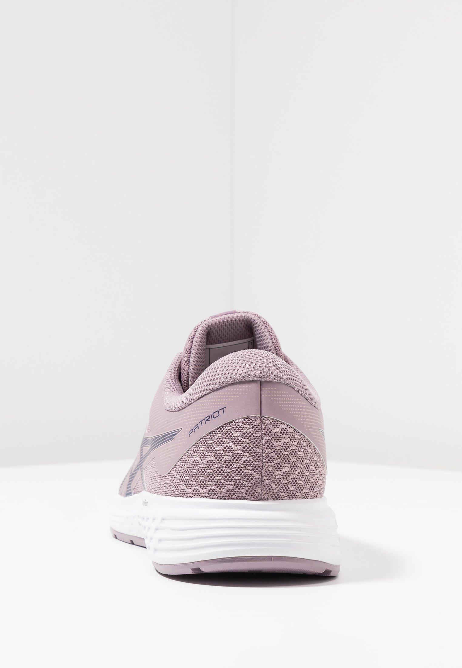 Asics Patriot 11 - Neutral Running Shoes Violet Blush/purple Matte