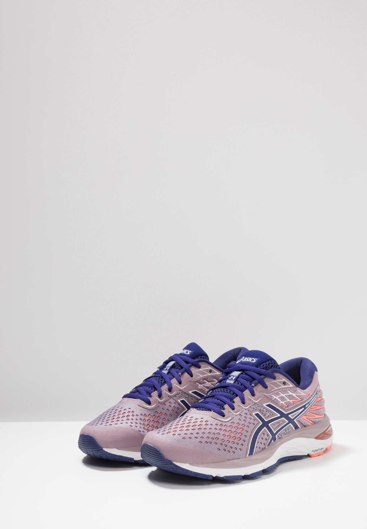 Asics Gel-cumulus 21 - Laufschuh Neutral Violet Blush/dive Blue Black Friday