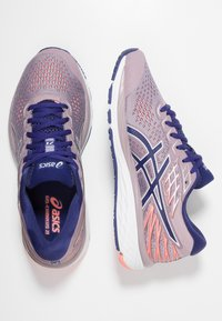 ASICS - GEL-CUMULUS  - Neutral running shoes - violet blush/dive blue - 1