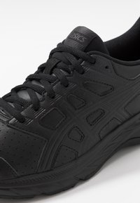 ASICS - GEL-CONTEND 5  - Neutral running shoes - black/graphite grey - 5