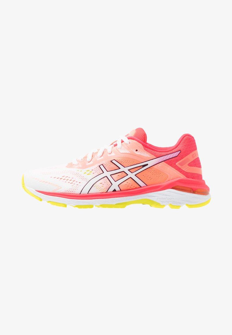 ASICS - GT-2000 7 - Zapatillas de running neutras - white/laser pink