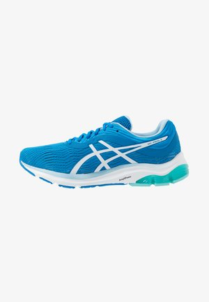 GEL-PULSE 11 - Neutral running shoes - directoire blue/white