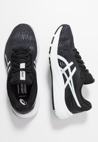 ASICS - GEL-PULSE 11 - Neutral running shoes - black/piedmont grey - 1