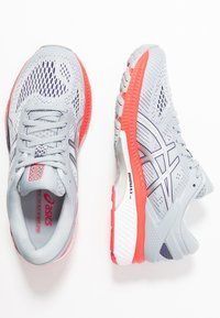 ASICS - GEL-KAYANO 26 - Zapatillas de running estables - piedmont grey/silver - 1