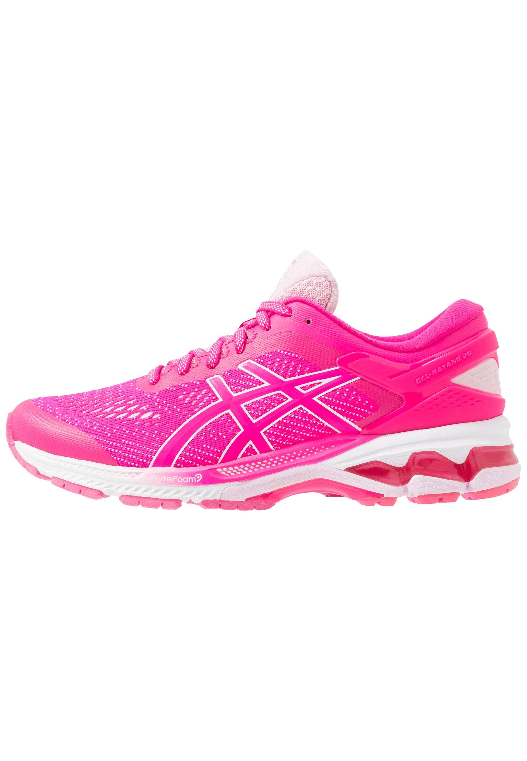 GEL KAYANO 26 Scarpe da corsa stabili pink glocotton candy