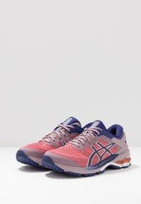 ASICS - GEL-KAYANO 26 - Zapatillas de running estables - violet blush/dive blue - 2