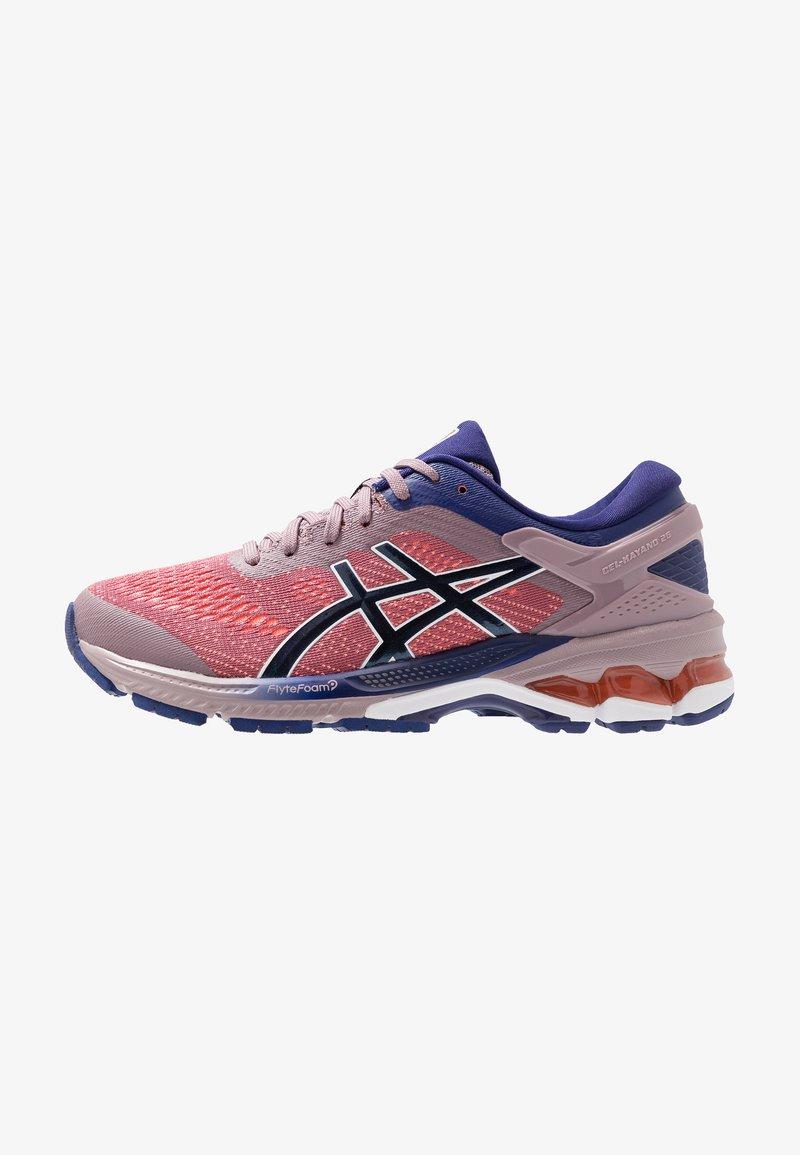 ASICS - GEL-KAYANO 26 - Zapatillas de running estables - violet blush/dive blue