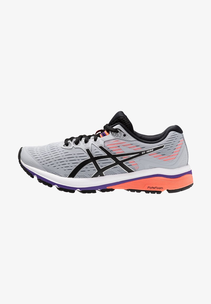 ASICS - GT-1000 8 - Zapatillas de running neutras - piedmont grey/black
