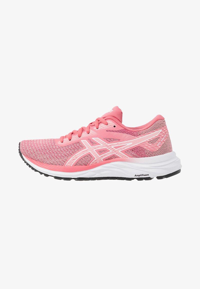 ASICS - GEL-EXCITE 6 TWIST - Obuwie do biegania treningowe - peach petal/white