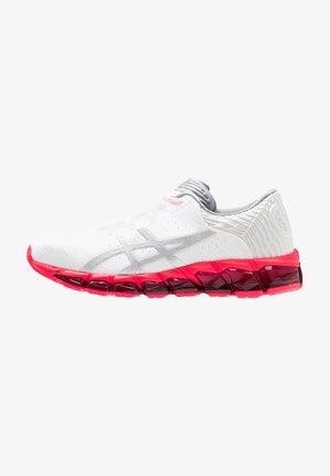 GEL-QUANTUM 360 5 JCQ - Obuwie do biegania treningowe - white/silver