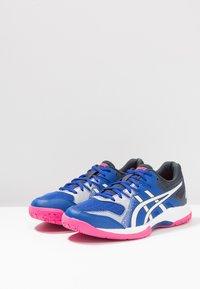 ASICS - GEL-ROCKET - Chaussures de volley - asics blue/white - 2