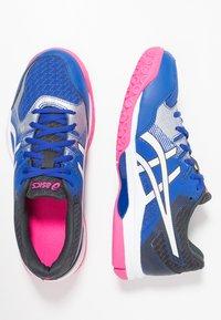 ASICS - GEL-ROCKET - Chaussures de volley - asics blue/white - 1