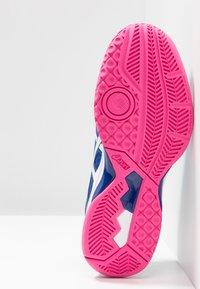 ASICS - GEL-ROCKET - Chaussures de volley - asics blue/white - 4