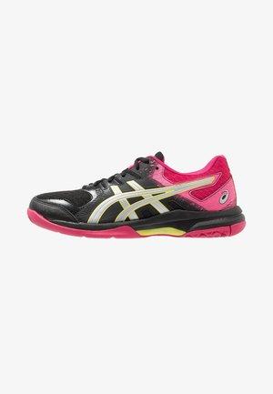 GEL-ROCKET 9 - Zapatillas de voleibol - black/silver
