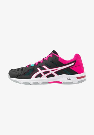 GEL-BEYOND - Volleyball shoes - black/white