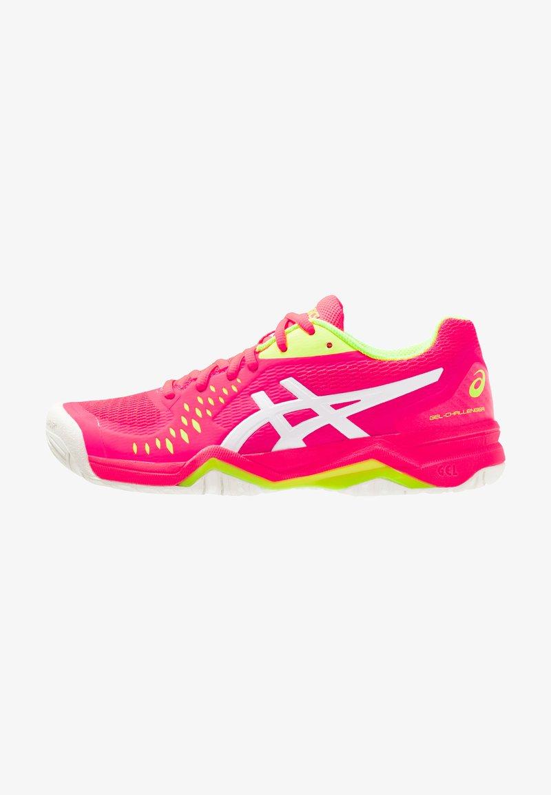 ASICS - GEL-CHALLENGER 12 - Multicourt tennis shoes - laser pink/white