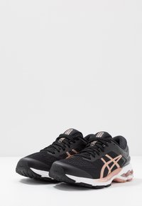 ASICS - GEL-KAYANO 26 - Obuwie do biegania treningowe - black/rose gold - 2