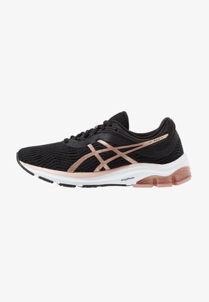 GEL-PULSE 11 - Zapatillas de running neutras - black/rose gold