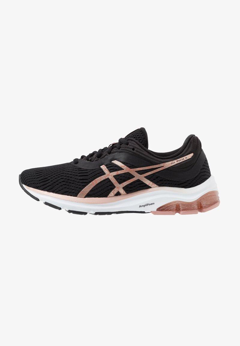 ASICS - GEL-PULSE 11 - Zapatillas de running neutras - black/rose gold