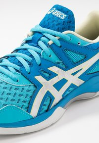 ASICS - GEL TASK 2 - Zapatillas de balonmano - directoire blue/pure silver - 5