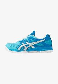 ASICS - GEL TASK 2 - Zapatillas de balonmano - directoire blue/pure silver - 0