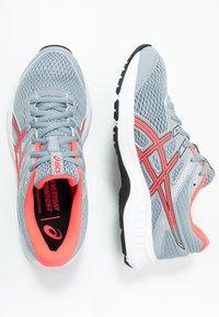 ASICS - GEL-CONTEND 6 - Neutral running shoes - sheet rock/diva pink - 1