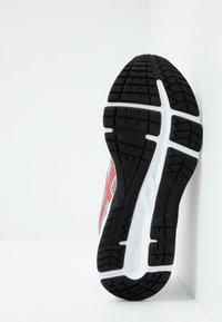 ASICS - GEL-CONTEND 6 - Neutral running shoes - sheet rock/diva pink - 4