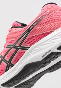 ASICS - GEL-CONTEND 6 - Neutral running shoes - pink cameo/pure silver - 5