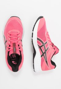 ASICS - GEL-CONTEND 6 - Hardloopschoenen neutraal - pink cameo/pure silver - 1