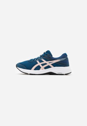 GEL-CONTEND 6 - Zapatillas de running neutras - mako blue/ginger peach
