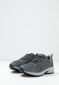 ASICS - GEL-VENTURE 7 - Trail running shoes - graphite grey/rose gold - 2