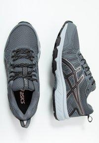 ASICS - GEL-VENTURE 7 - Trail running shoes - graphite grey/rose gold - 1