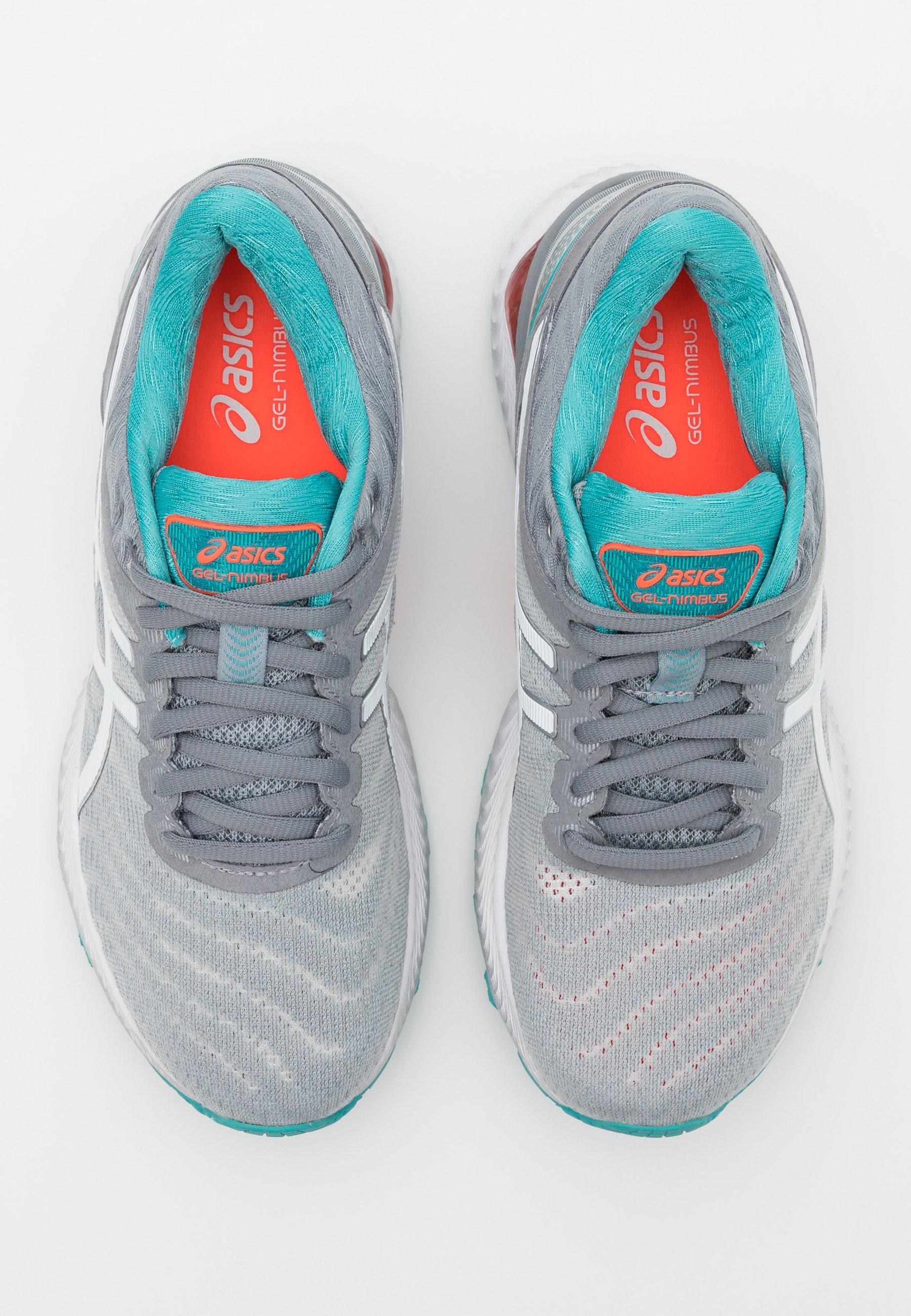 GEL NIMBUS 22 Chaussures de running neutres sheet rockwhite
