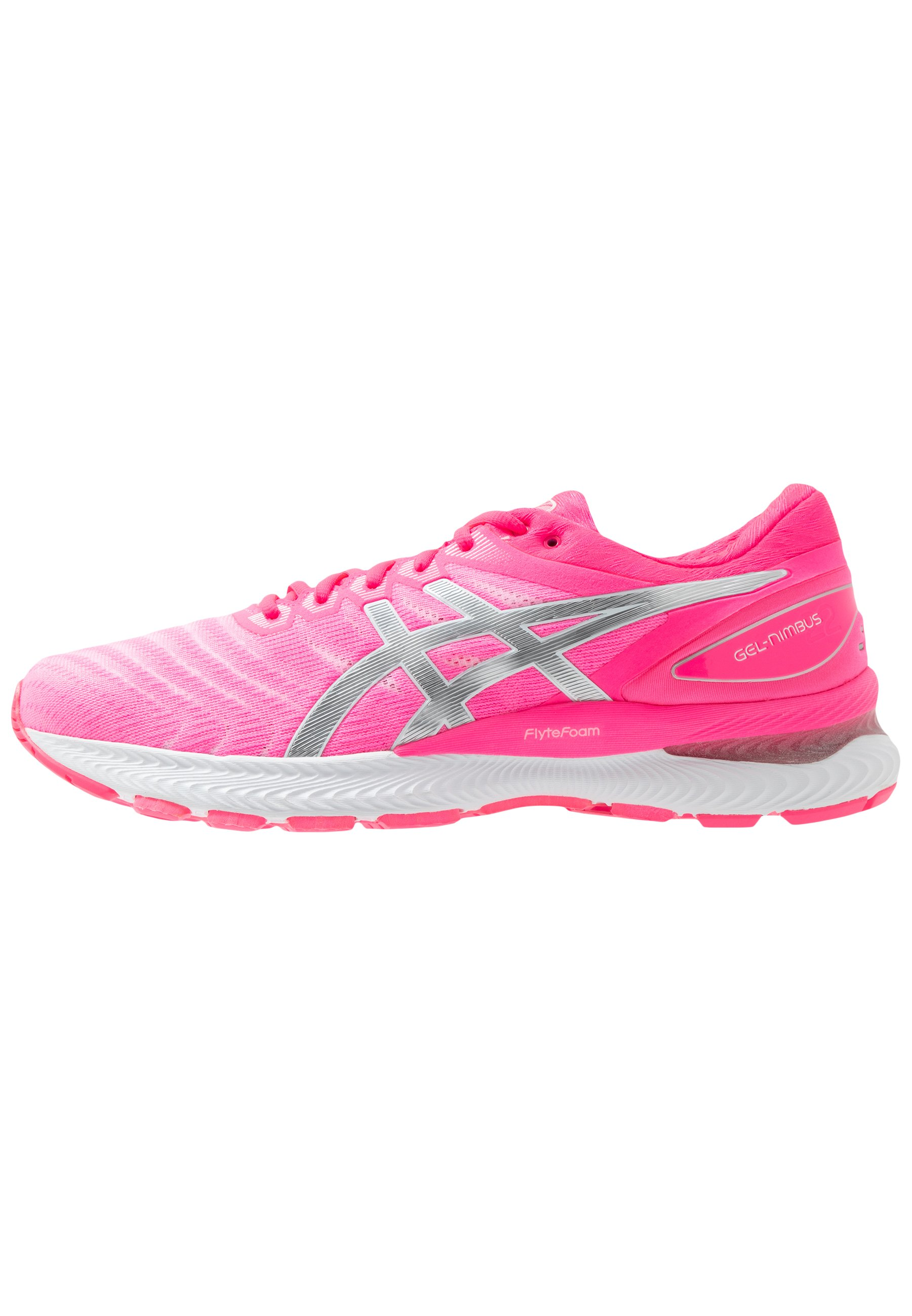 GEL-NIMBUS 22 - Zapatillas de running neutras - hot pink/pure silver