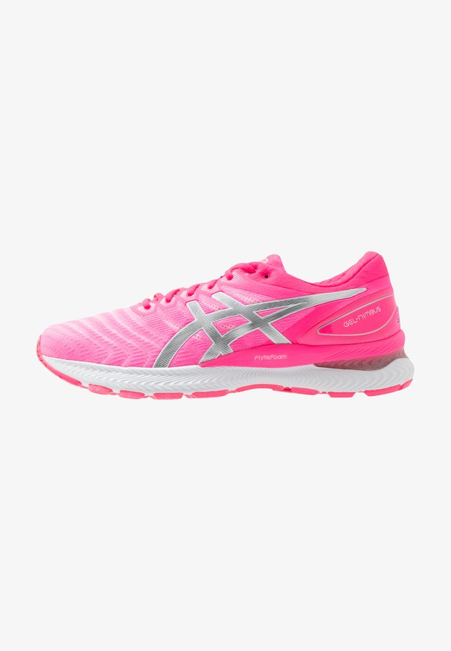 GEL-NIMBUS 22 - Neutral running shoes - hot pink/pure silver