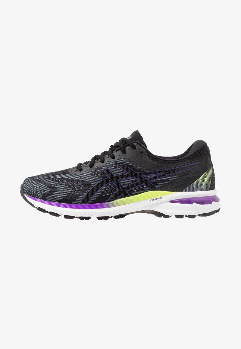 ASICS - GT-2000 8  - Stabilty running shoes - black/sheet rock