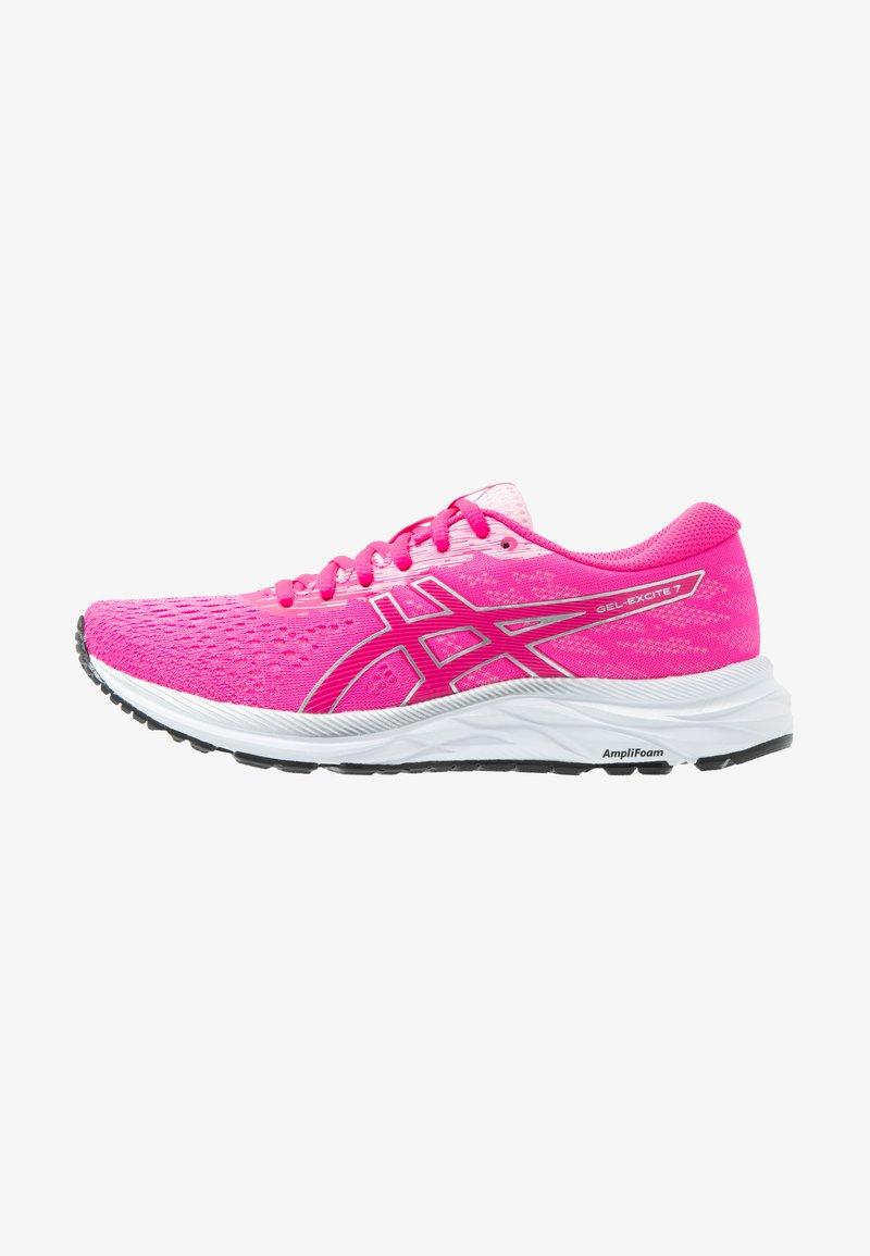 ASICS - GEL-EXCITE 7 - Neutrální běžecké boty - pink glow/white