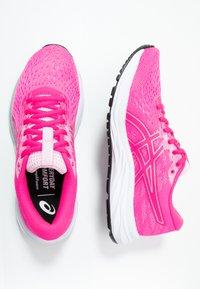 ASICS - GEL-EXCITE 7 - Neutrální běžecké boty - pink glow/white - 1
