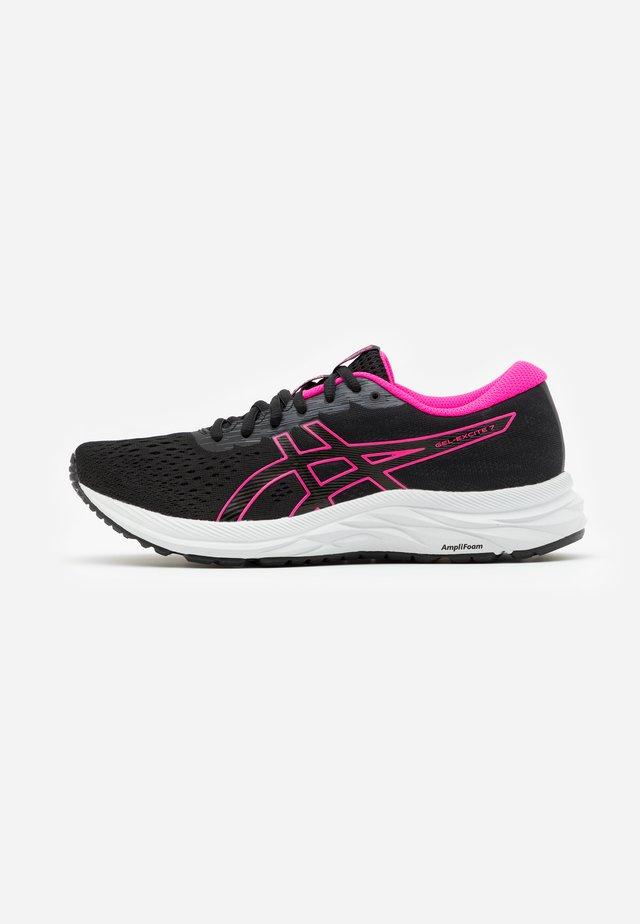 GEL-EXCITE  - Neutrální běžecké boty - black/metropolis