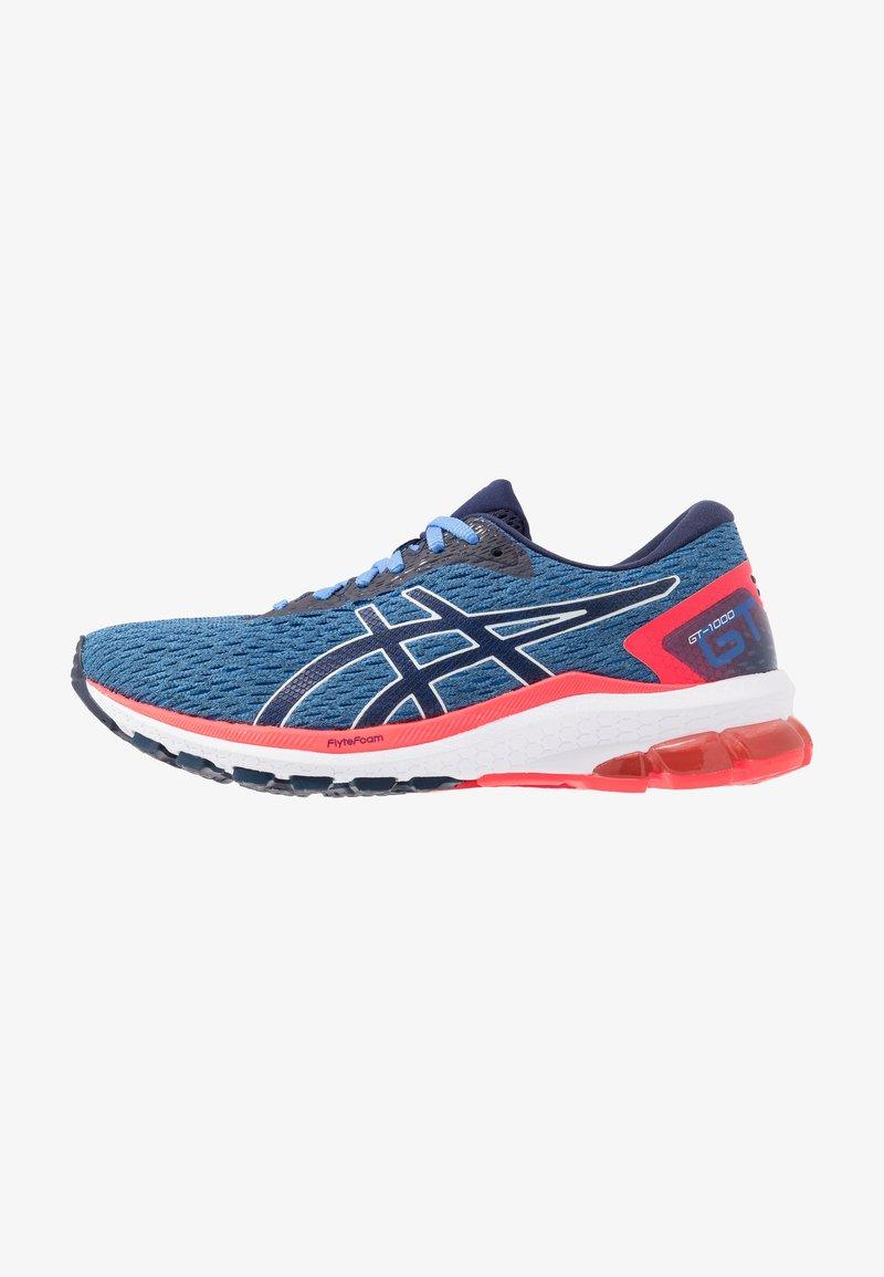 ASICS - GT-1000 9 - Stabilní běžecké boty - blue coast/peacoat