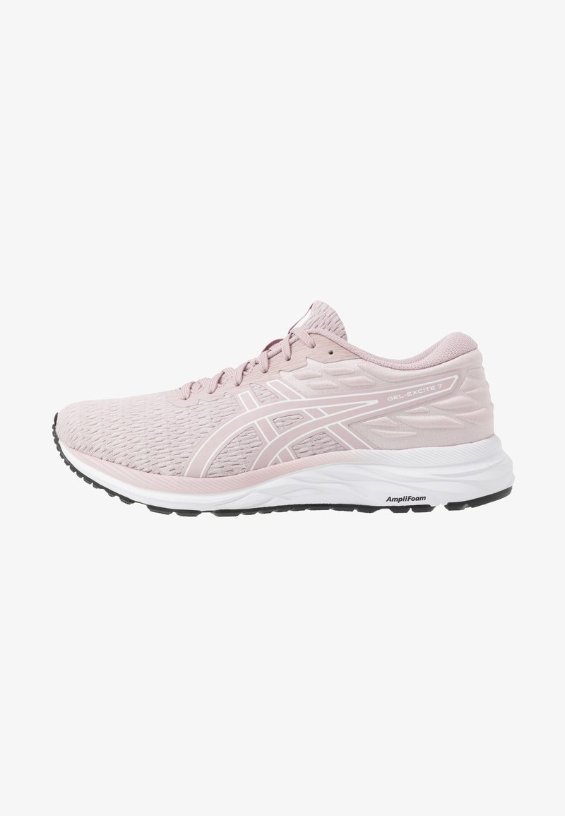ASICS - GEL-EXCITE 7 TWIST - Neutral running shoes - watershed rose/white