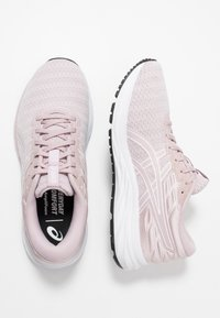 ASICS - GEL-EXCITE 7 TWIST - Neutral running shoes - watershed rose/white - 1