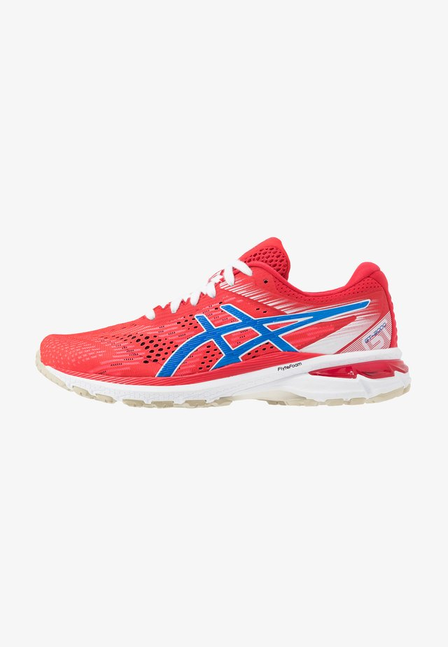 GT-2000 8 - RETRO TOKYO - Stabilty running shoes - classic red/electric blue