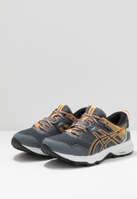 ASICS - GEL-SONOMA 5 G-TX - Løpesko for mark - metropolis/black - 2