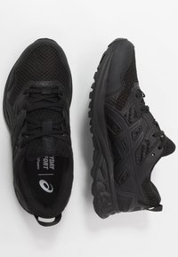 ASICS - GEL-SONOMA 5 G-TX - Trail running shoes - black - 1