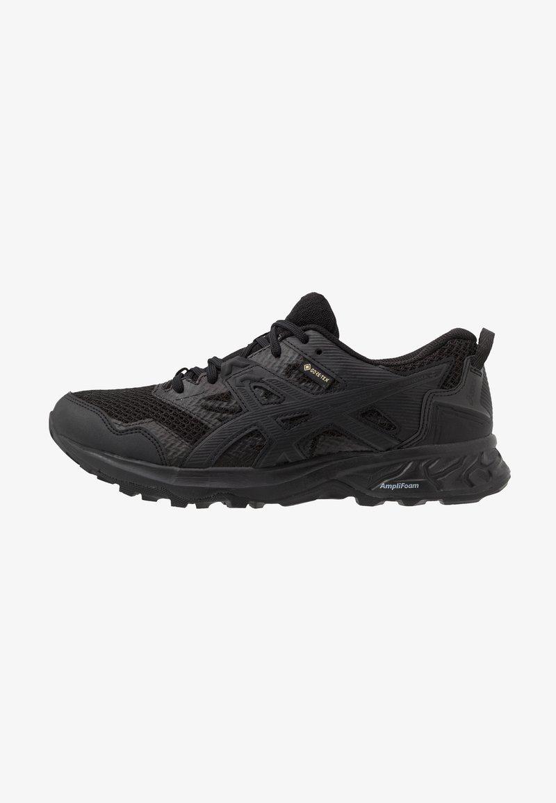 ASICS - GEL-SONOMA 5 G-TX - Trail running shoes - black